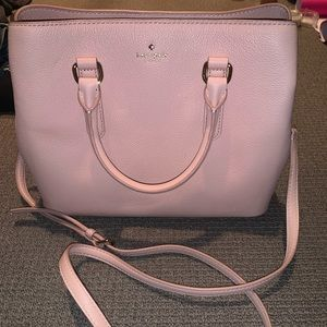 Kate Spade Pink Purse (NEW WITH TAGS)